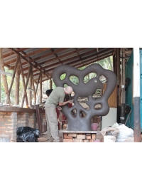 Jon Buck Residencies: Rwenzori Art Centre, Uganda